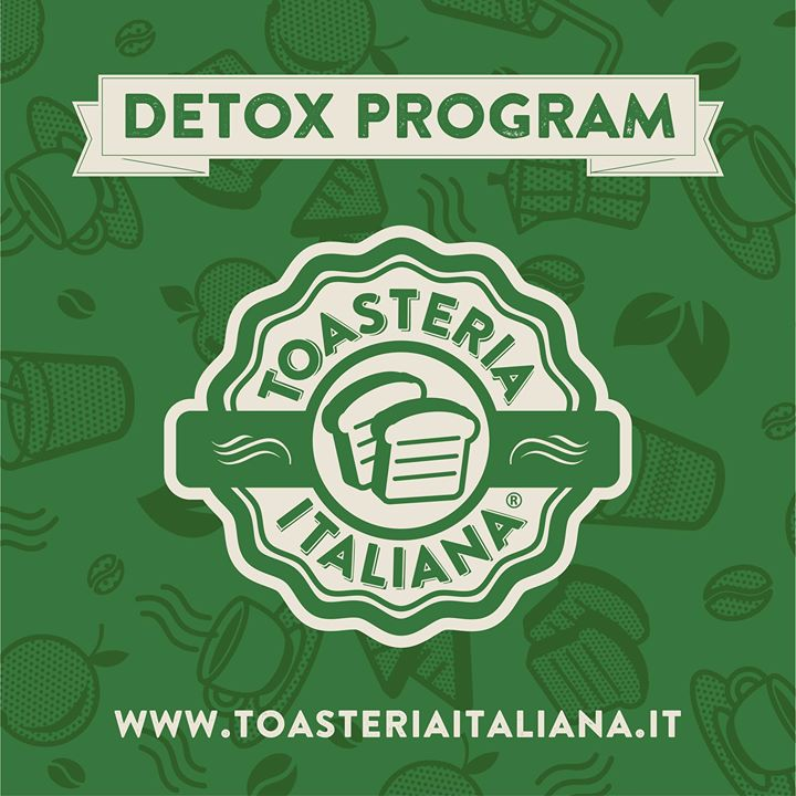 Toasteria Italiana Detox Program