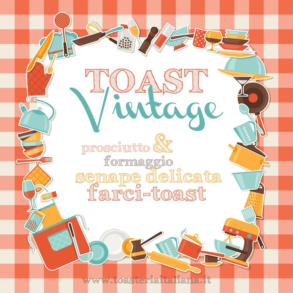 Toasteria Italiana Toast Vintage