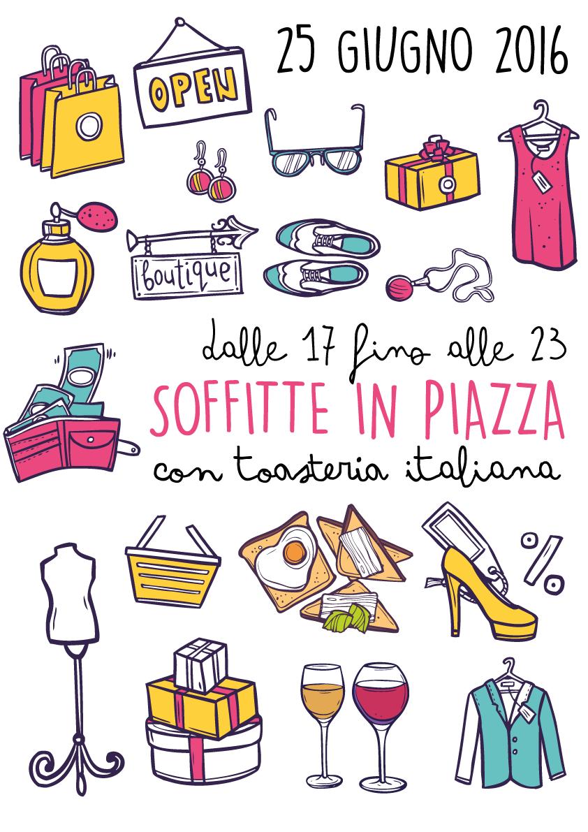Soffitte in Piazza Verona