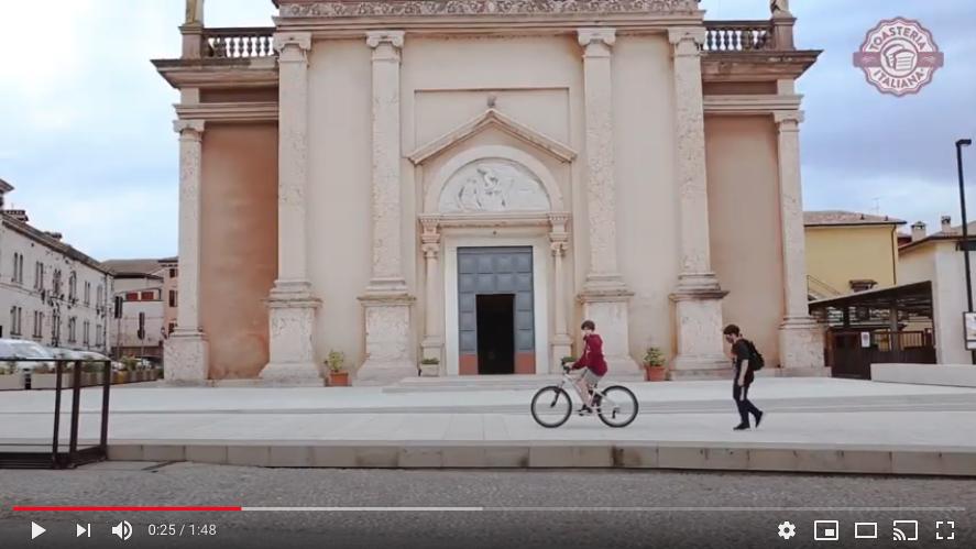 PESCHIERA DEL GARDA SI RISVEGLIA… CON TOASTERIA ITALIANA!