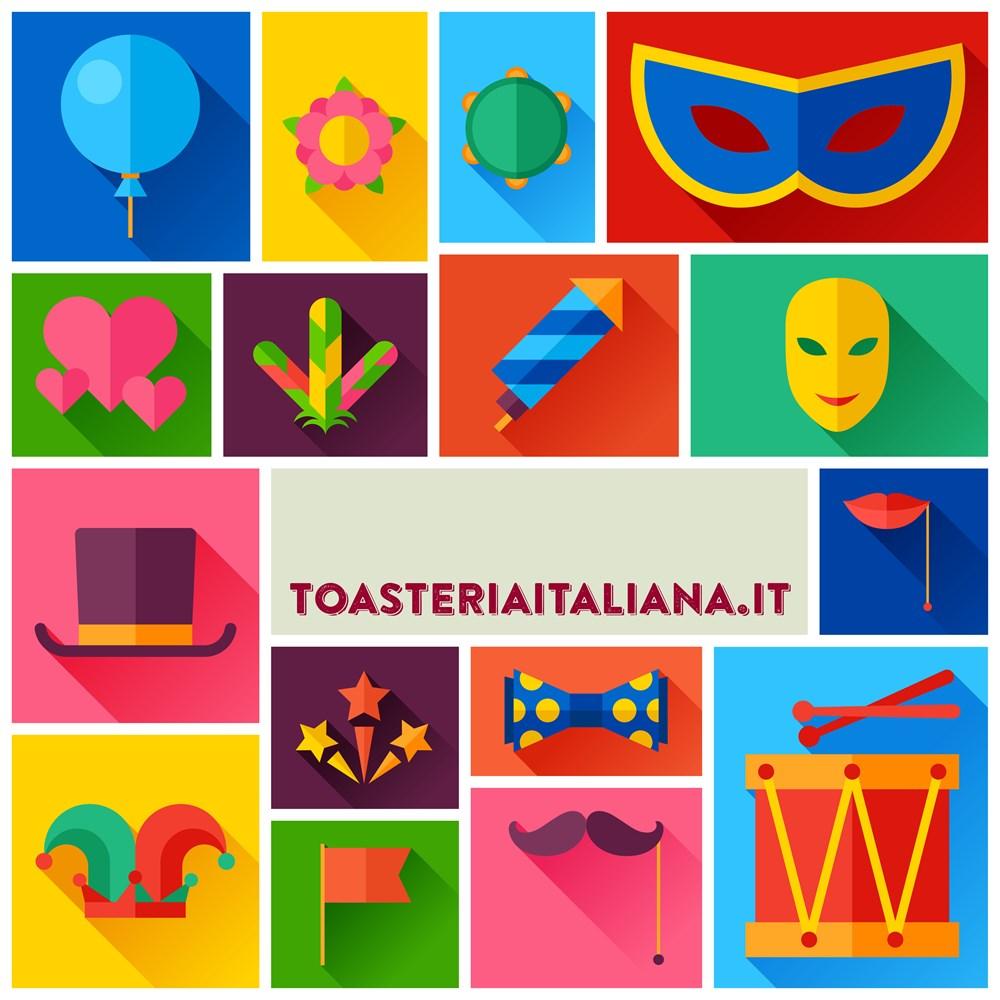 Carnevale2016- Toasteria Italiana