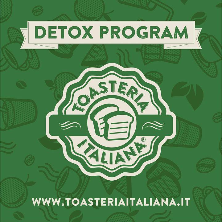 Toasteria Italiana Detox Program