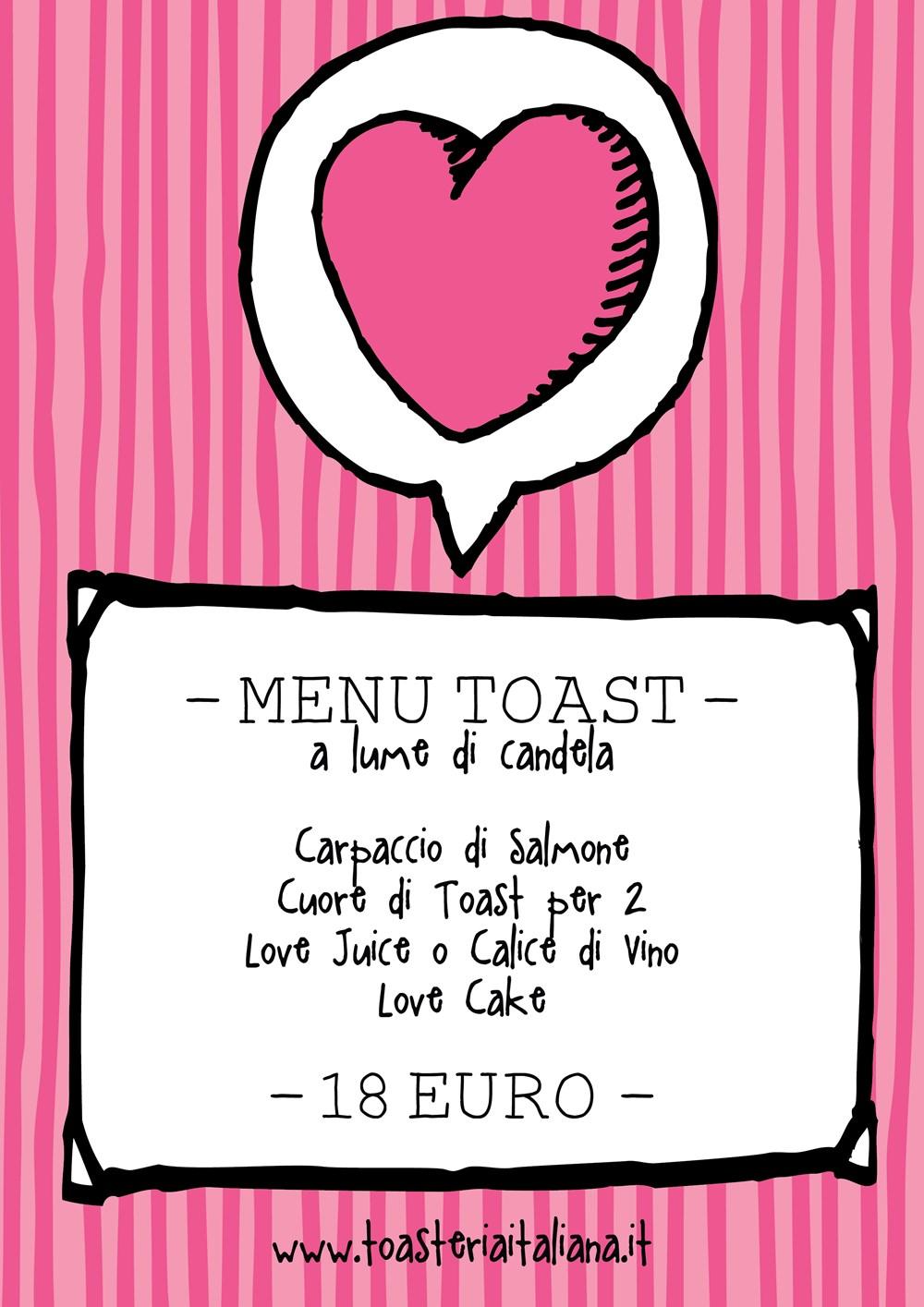 Toasteria Italiana San Valentino