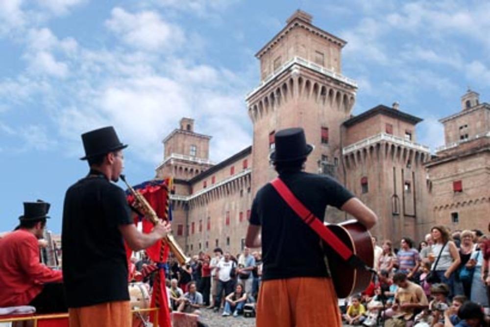 ferrara buskers festival - toasteria italiana 2