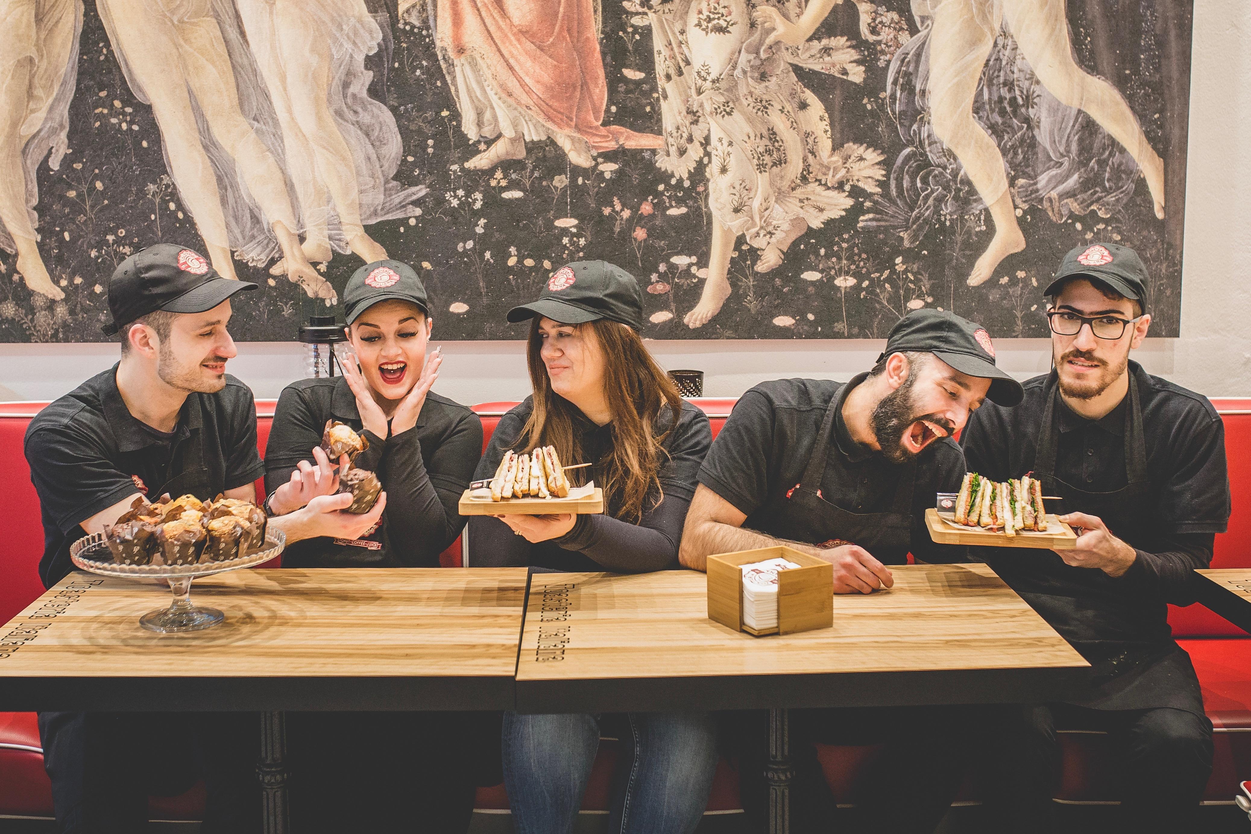 toasteria italiana - via lomellina milano