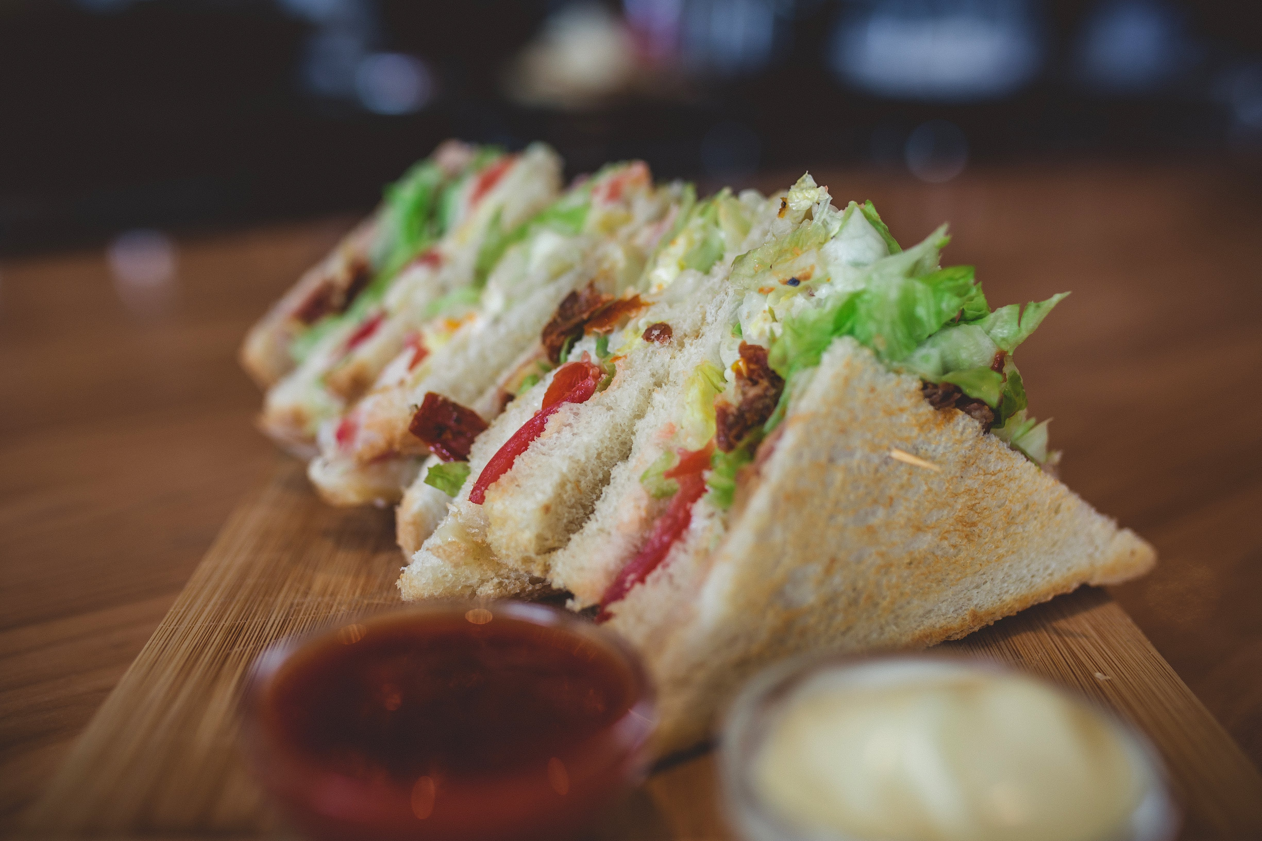 CLUB SANDWICH ALL'ITALIANA… IL RE DEL DELIVERY!